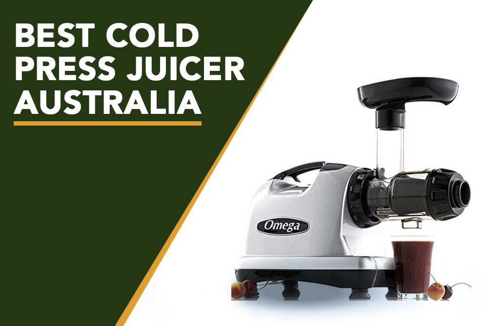 best cold press juicer australia banner
