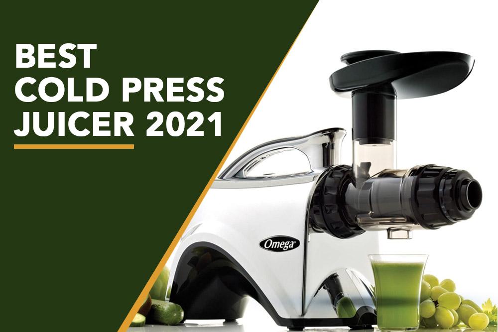 best cold press juicer banner