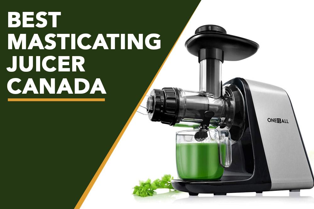Best Masticating juicer canada 2