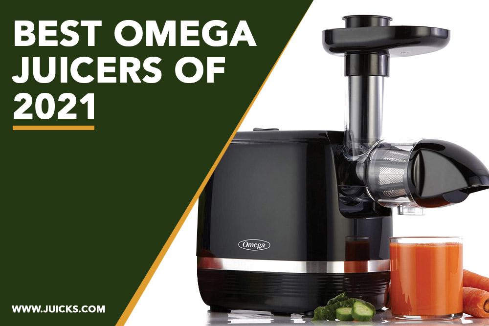Best Omega juicer banner