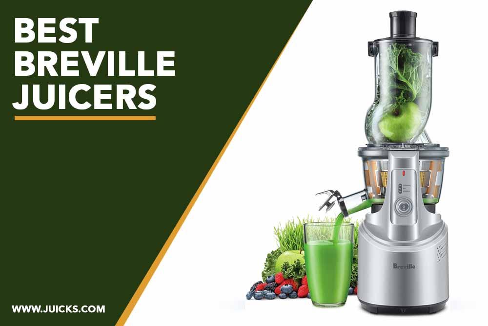 best Breville Juicer
