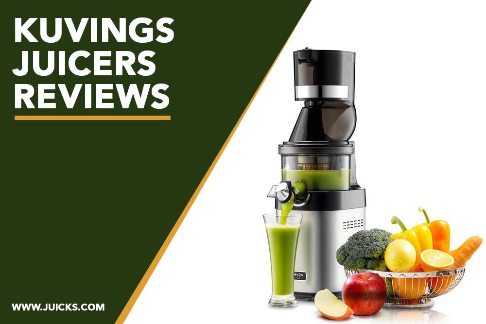 Kuvings Juicers Reviews