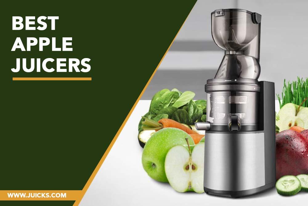 best apple juicer