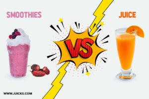Juicing and Smoothie
